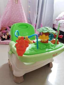 Silla Comedor  marca fisher price $50.000
