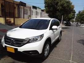 Honda CRV modelo 2012