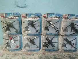 colección de helicópteros