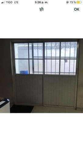 Puerta de porton o garaje