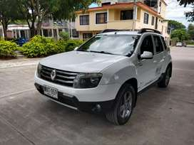 Vendo o permuto Renault Duster Dynamic 4*4  Mod 2016