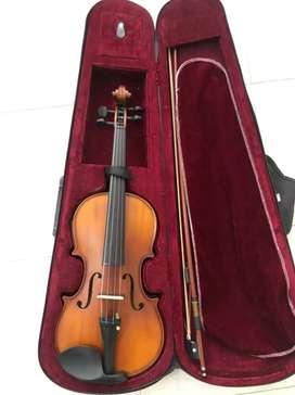 Violin electro acustico