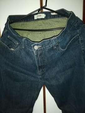 Jeans Usado Arturo Calle Talla 39