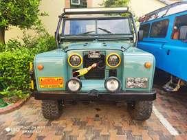 Excelente Land Rover