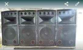 Cajas pasivas Acoustic