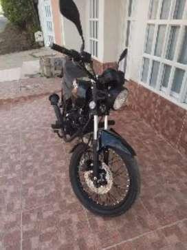 Se vende motocicleta Auteco combat modelo 2022 como nueva
