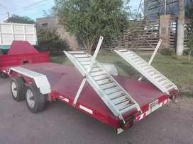 Carro tipo trailer