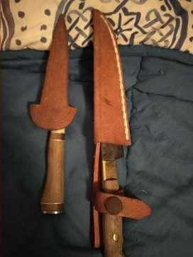 Cuchillos Caburé