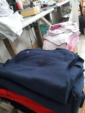 Operario máquina textil