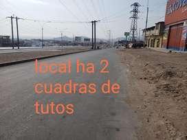 se alquila local industrial  ideal para ALMACEN O OTROS