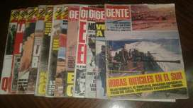 Revista Gente 'malvinas'