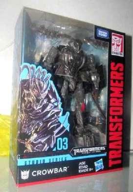Crowbar Transformers Studio
