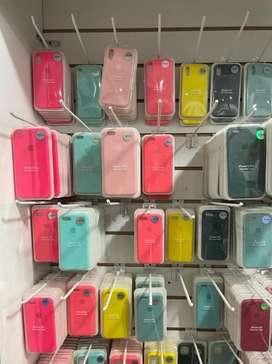Vendo fundas de Silicona Iphone. ENVIO GRATIS