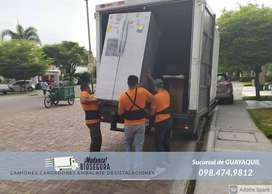Mudanza Flete Trans Logistico