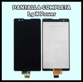 Pantalla Lg X Power
