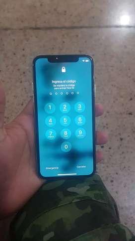 IPhoneX con todos los accesorios
