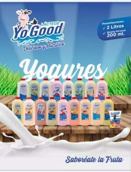 Yogurt al por mayor
