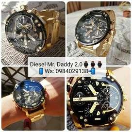 Mr. Daddy 2.0 , Relojes para hombre,  nuevos
