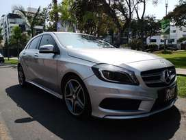 Mercedes Benz A200 paquete AMG impecable