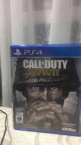Vendo 2 video juegos ps4 *como nuevos*