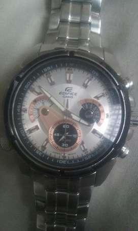Bonito Reloj Casio Cronografo