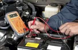 Se requiere electricista automotriz
