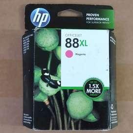 Cartuchos HP 88 XL caducados