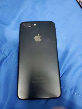 Iphone 7plus  libre de fabrica  128gb