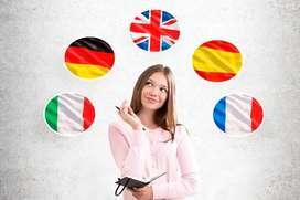 Formación Ingles - Francés - Español