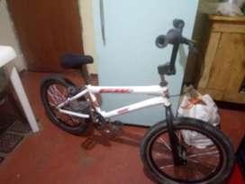 Bicicleta de croos