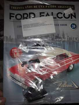 Fasiculos ford falcon n11 al 20