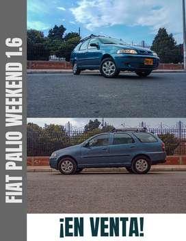 Fiat Palio Weekend ELX Wagon 2004 12'500.000