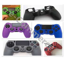 Control Protector Silicon Play 4 Mando Palanca Control PS4