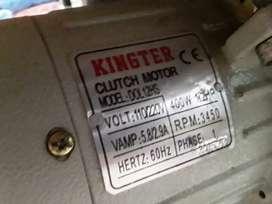 Vendo máquina plana industrial marca SunStar y una filetiadora pequeña nueva