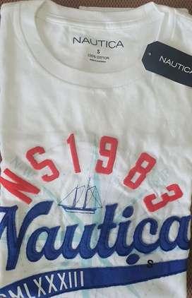 Camiseta Nautica original