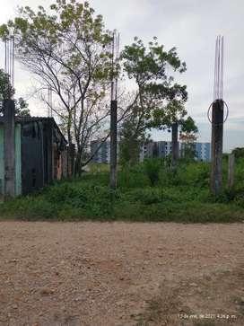 Lote barrio Primero de Abril (megacolegio)