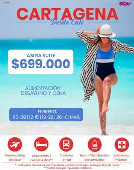 Súper promoción para Cartagena