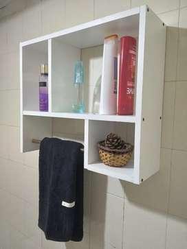 Organizador de baño NUEVO