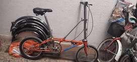 Bicicleta dahon modelo 84