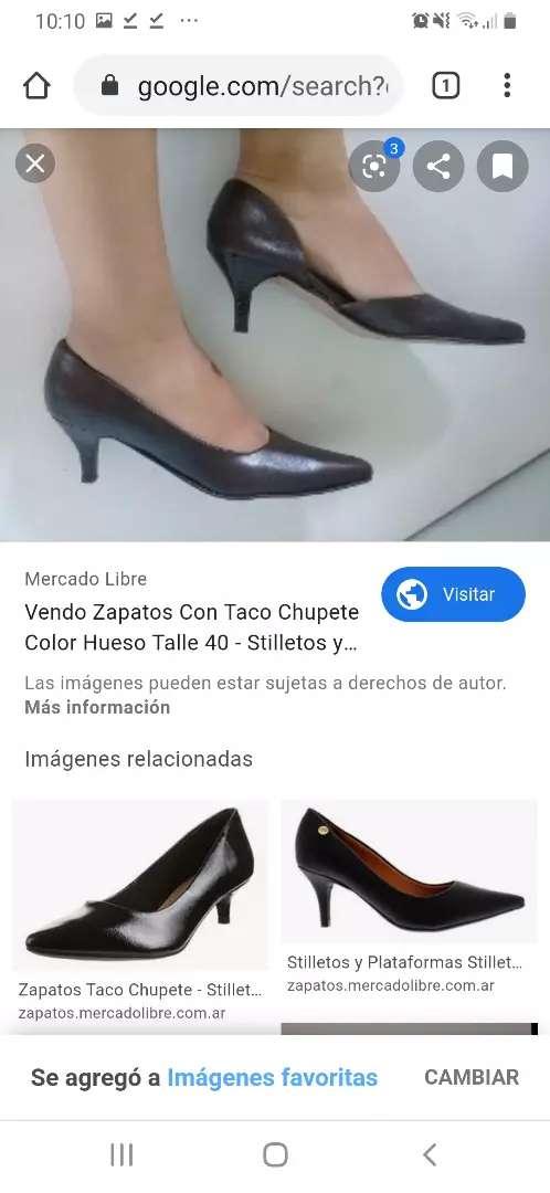 URGENTE VENDO Zapato dama 0