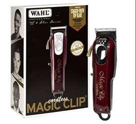 Maquina corte de cabello/afeitadora inalabrica whal magic