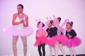 Clases de Ballet virtuales por zoom  ahora tambien clases presenciales  tutu gratis por su inscripcion