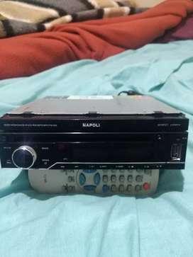 Estéreo Napoli 7998 bt USB