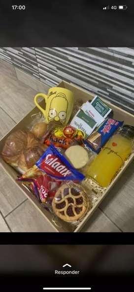 Desayuno para papá o cualquier ocasión