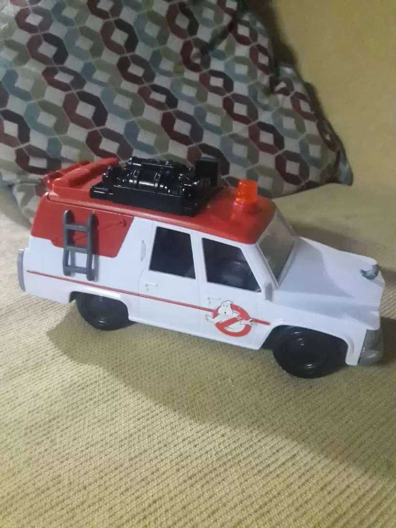 Ghostbusters Ecto 1. Mattel 2018. 0