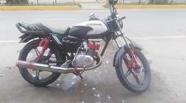 Suzuky Ax100 Modificada