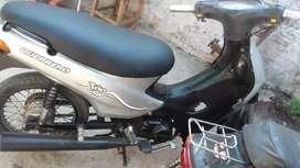 Moto pose sedula 08 firmado
