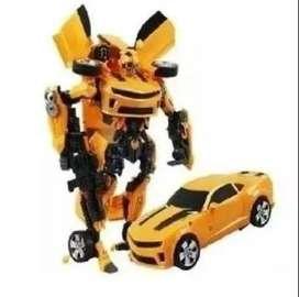Transfomer Bombolbi Obtimus Prime Robot Juguete Camaro