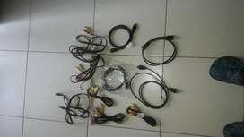 Vendo cable HDMI y de Vdeo