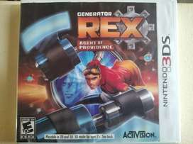Generator Rex Agent Of Providence 3DS